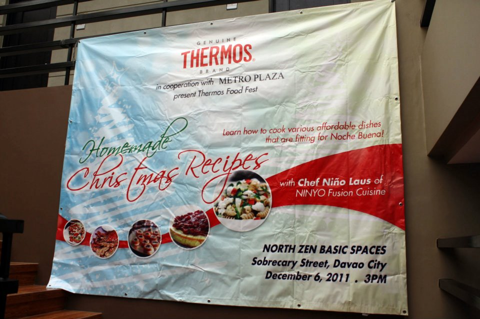 Thermos Food Fest at North Zen Basic Spaces