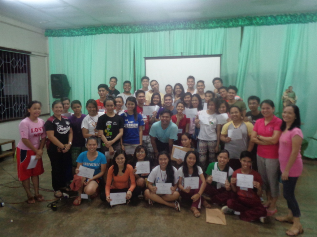 all Participants of the Leadership Training.